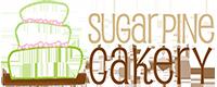 Sugar Pine Cakery Mobile Logo