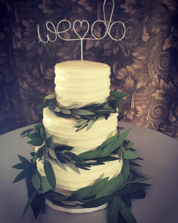 Wedding Dessert Photos | Sugar Pine Cakery & Cafe